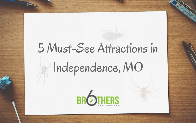 5 Must-See Attractions in Independence, Missouri