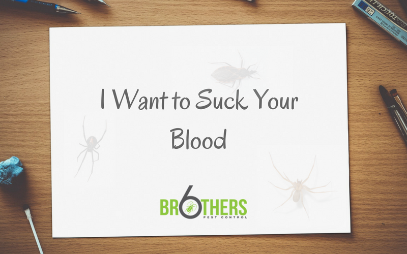 I Want to Suck Your Blood
